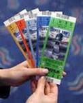 Tickets for sale Up to $30.00 in Free Bids