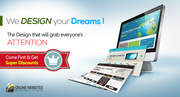 Online Web Design Company Offers Web Designing Services