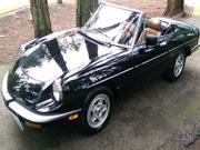 alfa romeo spider 1986 - Alfa Romeo Spider