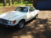 1972 Mercedes-benz 4.5L V8