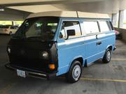 1982 volkswagen Volkswagen Bus/Vanagon VW,  Bus,  Westfalia,  Camper,