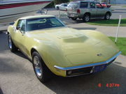 1968 Chevrolet Corvette Corvette L89 Coupe