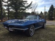 1965 Chevrolet Corvette Roadster Blue
