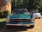 1965 Mercedes-Benz SL-Class Leather