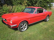 1965 Ford Mustang 9857 miles
