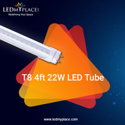 Get The Best T8 22w LED Tube Lights In Oregon