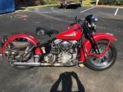 1947 Harley Davidson EL Knucklehead